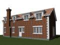 Archicad building model