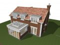 Archicad building model