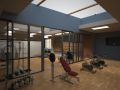 Gym  ( render of Archicad model ) by ArchicadTeam.com