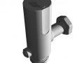 Exposed Wave Flushometer for Meisner2